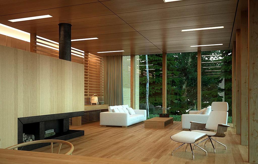 holz boden und decke modern interieur, fliesen boden parkett dachau schrobenhausen aichach kühbach, Design ideen